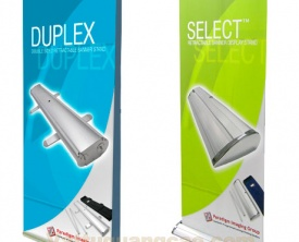 Banner cuốn – Rollup banner
