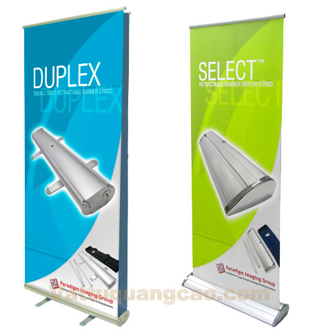 Banner cuốn - Rollup banner